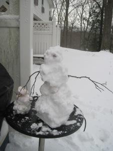 Storm Ari Snow Day